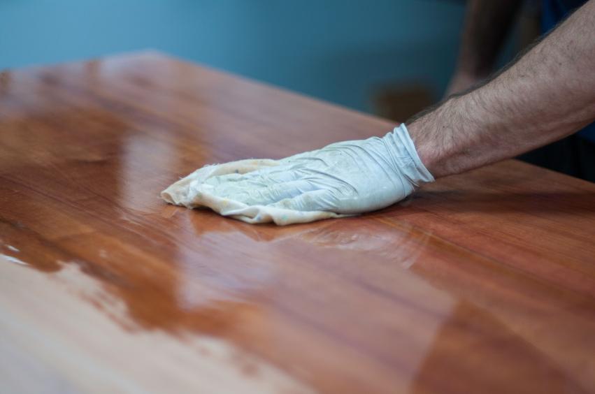 Holz wachsen  Anleitung in 7 Schritten
