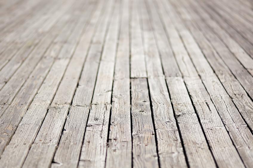 Holzdielen spachteln  Anleitung in 5 Schritten