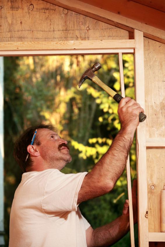 Holzschuppen selber bauen  Das sollten Sie bedenken