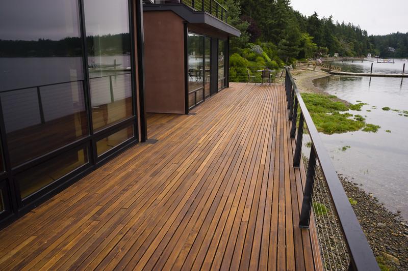 Holzterrasse anlegen  Anleitung zur Planung