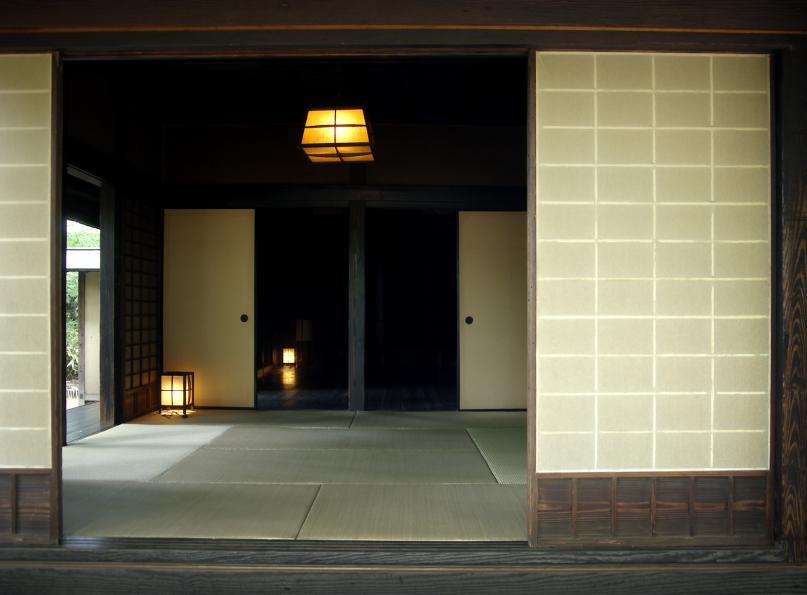 Japanische Schiebetr selber bauen  So gehts ganz einfach