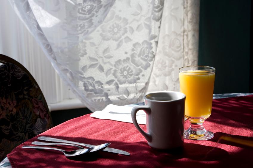 Gardinen fr Kchenfenster  Ideen und Lsungen