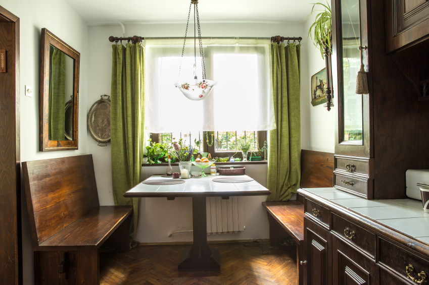 Kchenfenster gestalten  Tolle Dekorationsideen