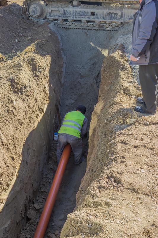 Kanalanschlusskosten  Konkretes Preisbeispiel
