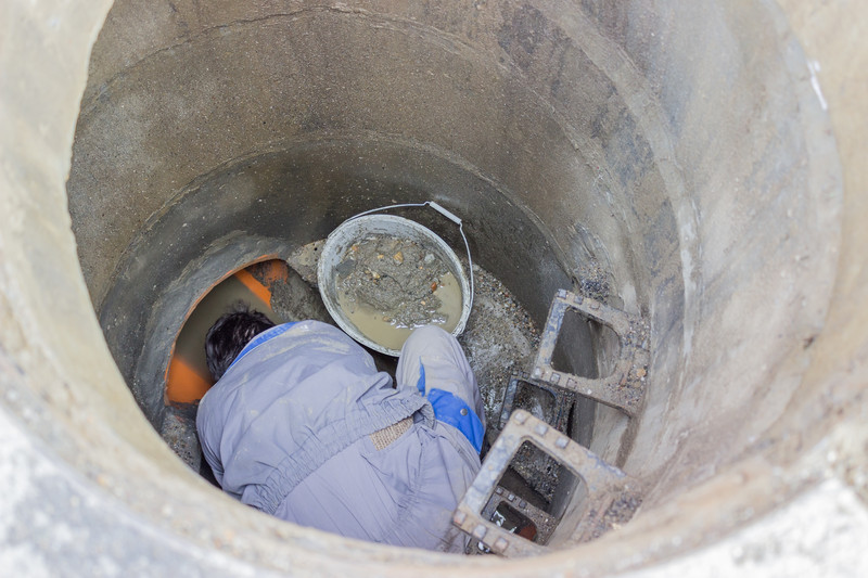 Kanalsanierung im InlinerVerfahren  Welche Kosten fallen an