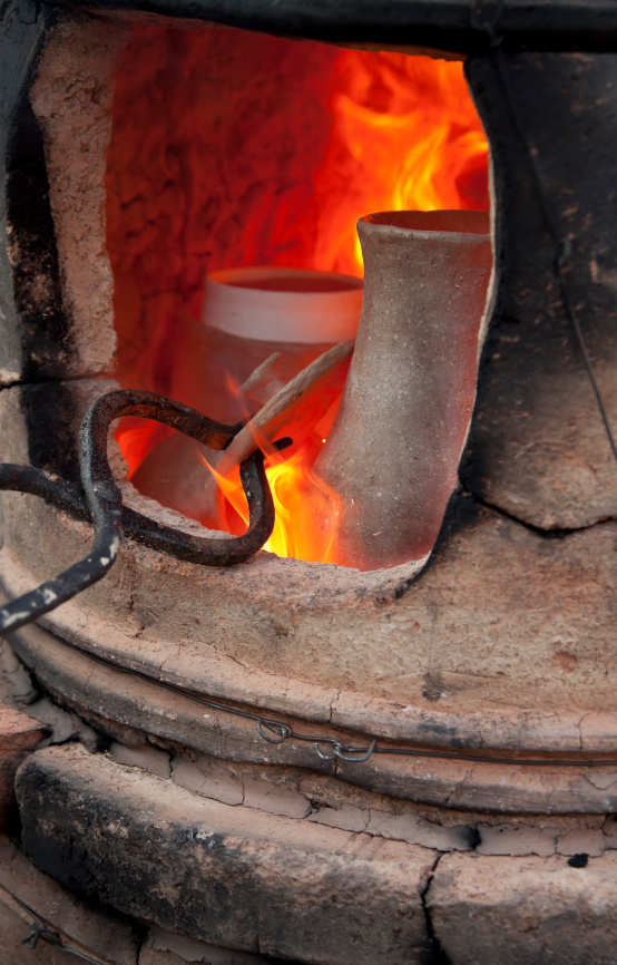 Keramik selbst brennen  Diese Mglichkeiten bestehen