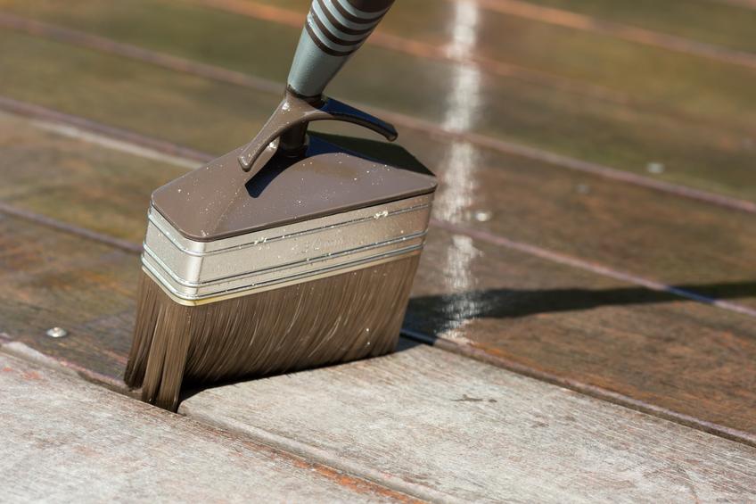 Balkonbeschichtung aus Kunstharz  So schtzen Sie den Boden