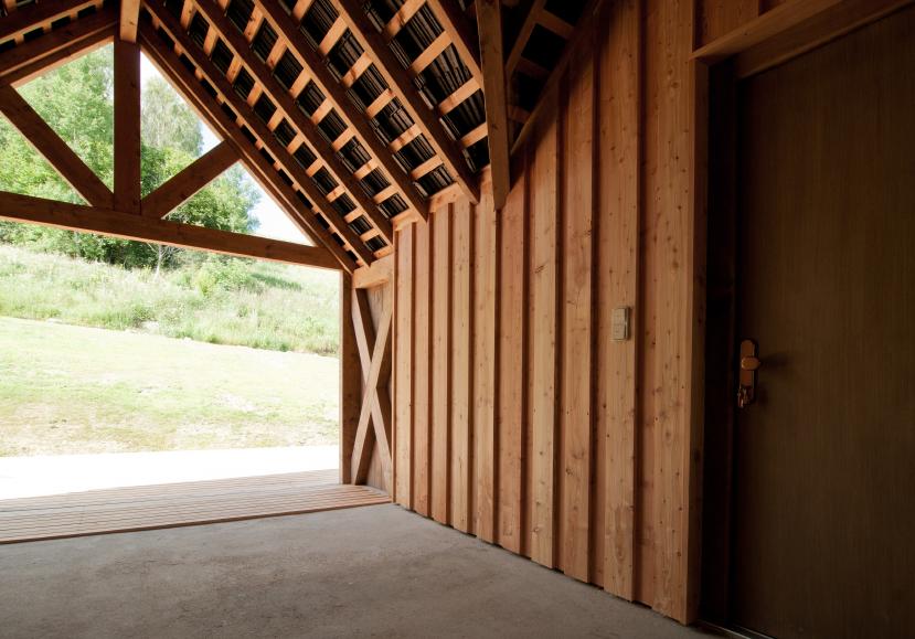 Lrchenholz fr die Fassade  Eigenschaften und Preise