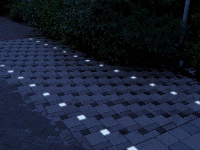 LED Pflasterstein kaufen  Anbieter und Preise