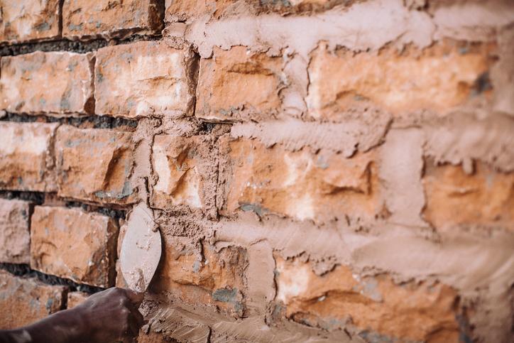 Mauerwerk verfugen  Tipps und Tricks zur richtigen