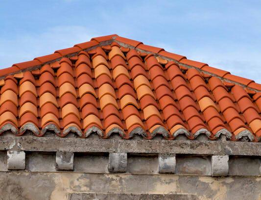Mediterrane Dachziegel  Arten  Anbieter in der bersicht