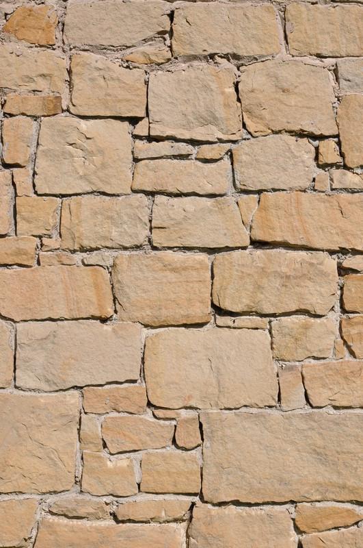 Natursteinmauer verfugen  Anleitung in 3 Schritten