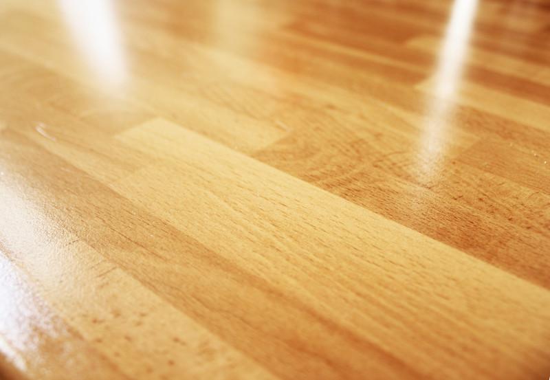 Parkettboden polieren  Anleitung in 4 Schritten