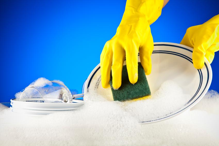 Porzellan reinigen  Tipps  Tricks zum Splen