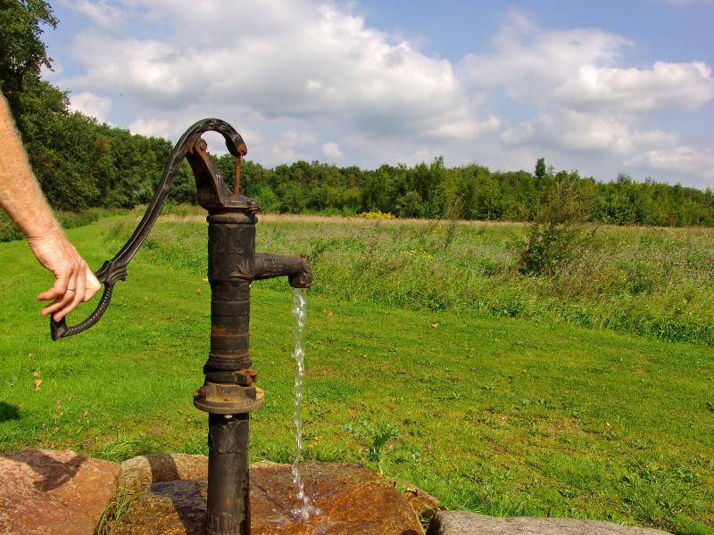 Schlagbrunnen splen  Vorgehensweise  Alternativen