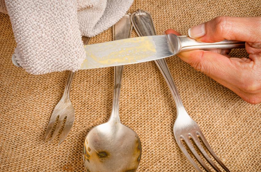 Silberbesteck reinigen  Die besten Tipps