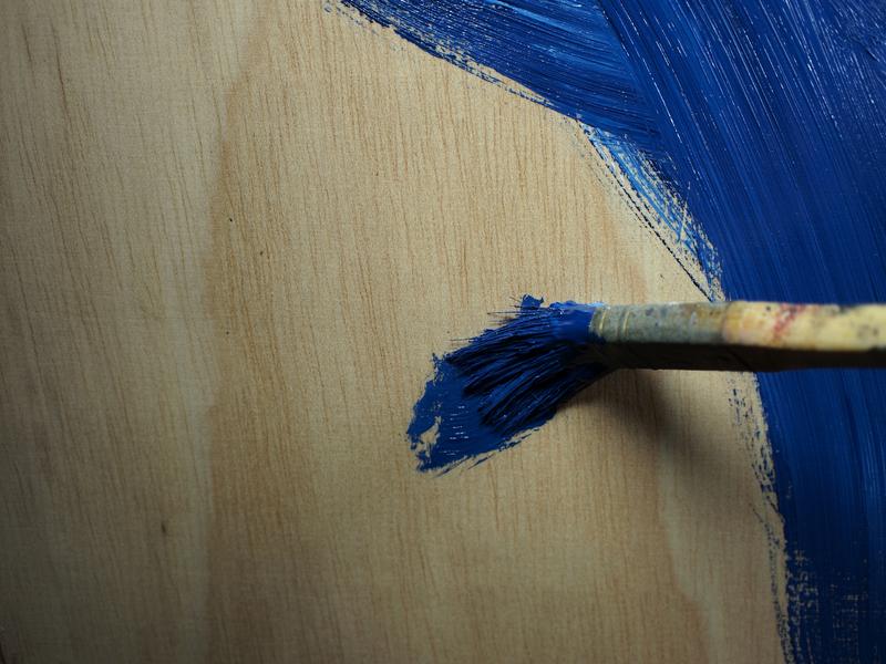 Sperrholz lackieren  Darauf sollten Sie achten