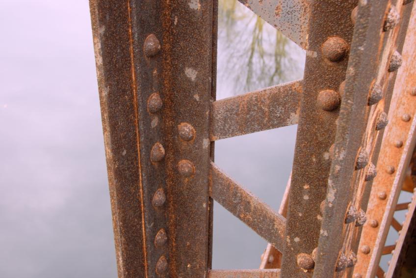 Stahltrger entrosten  So wirds gemacht
