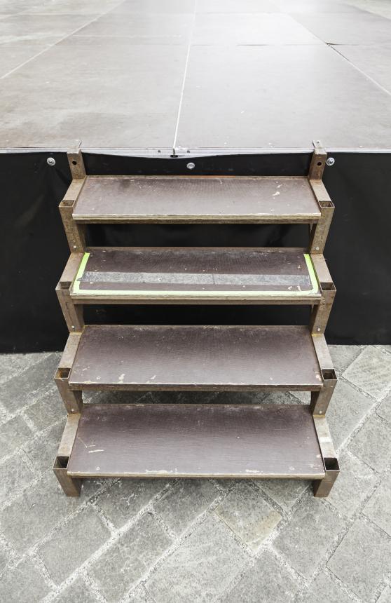 Stahltreppen selber bauen  Anleitung in 6 Schritten
