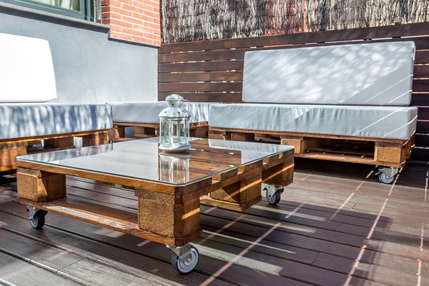 Tisch aus Europaletten  Hilfreiche Tipps zum Selberbauen