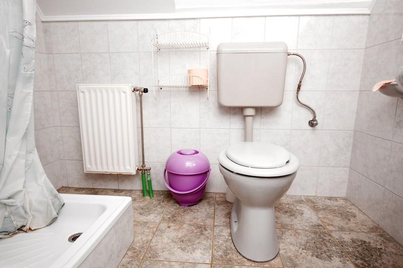 Toilette entsorgen  Wie  wo macht man das fachgerecht