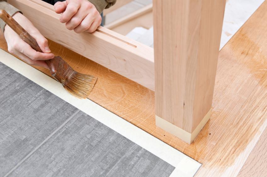 Treppe streichen  So wirds gemacht
