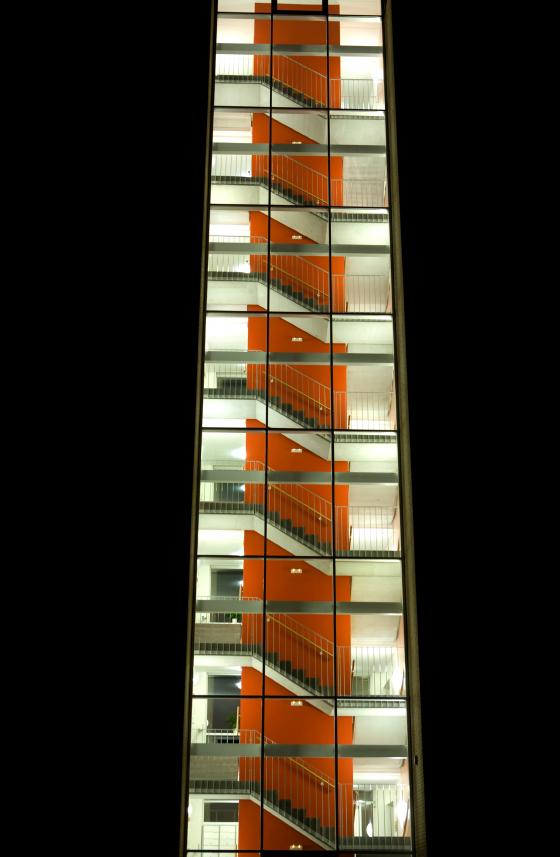 Treppenhaus anbauen  Diese Mglichkeiten gibt es