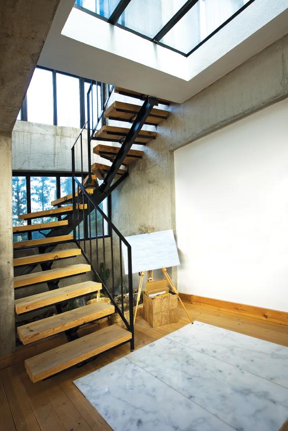 Treppenhaus erneuern  Die Arbeiten im berblick
