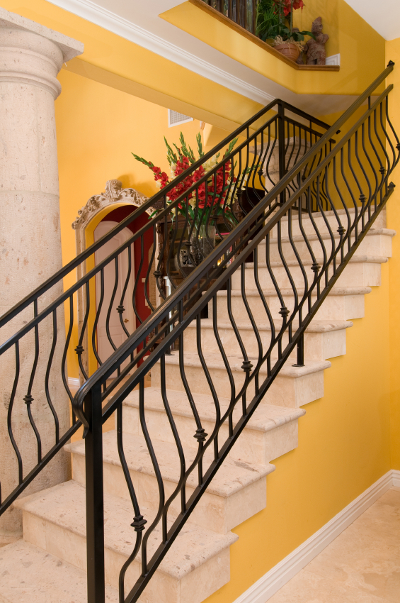 Treppenhaus sanieren  Materialien Tipps  Tricks