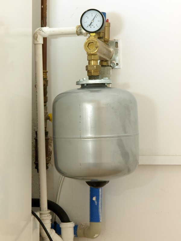 Ausdehnungsgef beim Trinkwasser  Wofr braucht man es