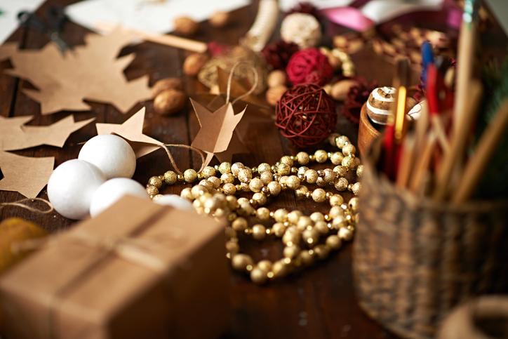 Weihnachtsbaumschmuck basteln  Die besten Ideen  Tipps