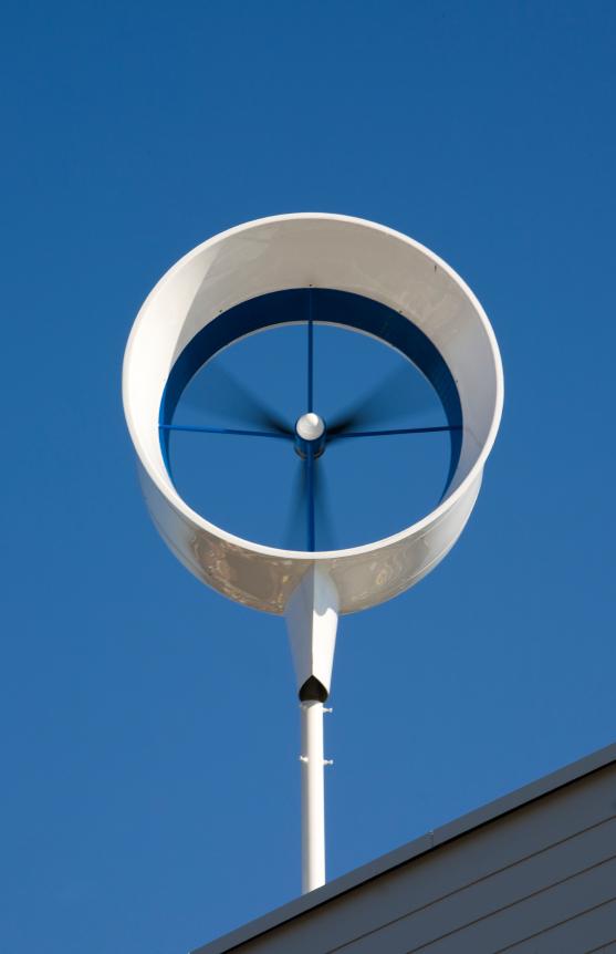 Windrad frs Einfamilienhaus  Macht das Sinn
