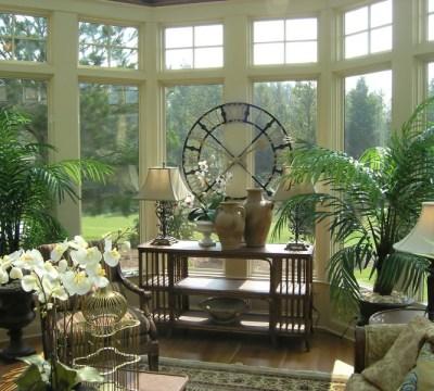 wintergarten dekorieren » kreative tipps und ideen