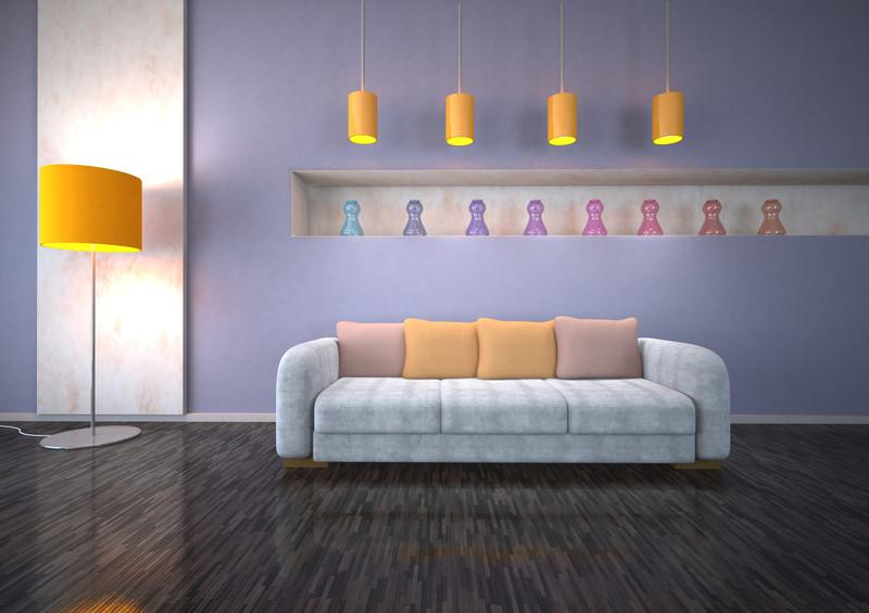 Die schnsten Ideen zum Streichen Ihrer Wohnung