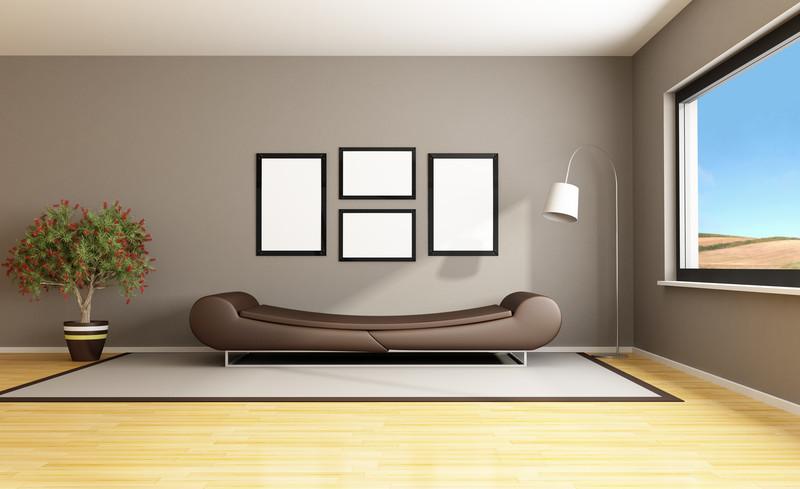 Wohnzimmer Decke Farbig