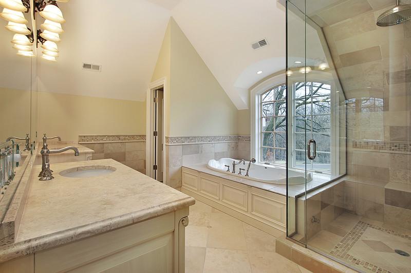 Dielen Badezimmer
