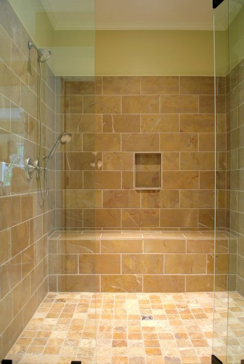 Bodenebene Dusche fliesen  Anleitung in 3 Schritten