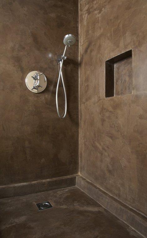 Bodenebene Dusche selber machen  So wirds gemacht