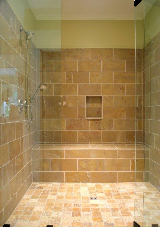 Bodengleiche Dusche fliesen  So wirds gemacht