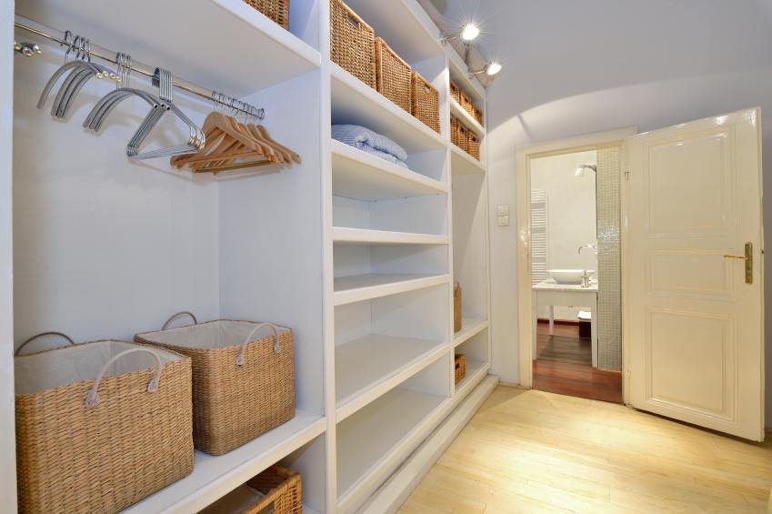 Begehbarer Kleiderschrank  6 Ideen fr die Gestaltung