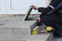 Naturstein auf Beton verlegen  So gelingt's
