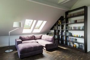 Zimmer mit Dachschräge einrichten » So nutzen Sie den Raum ...