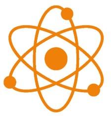 Ein Atom - Bei der Physik-Nachhilfe sind auch Kleinigkeiten wichtig
