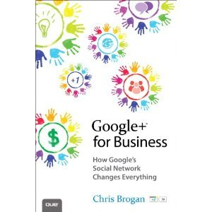 chris brogan on Google+