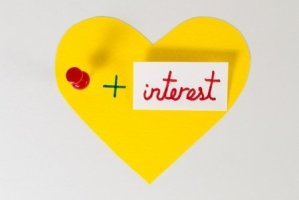 brand interest with pinterest
