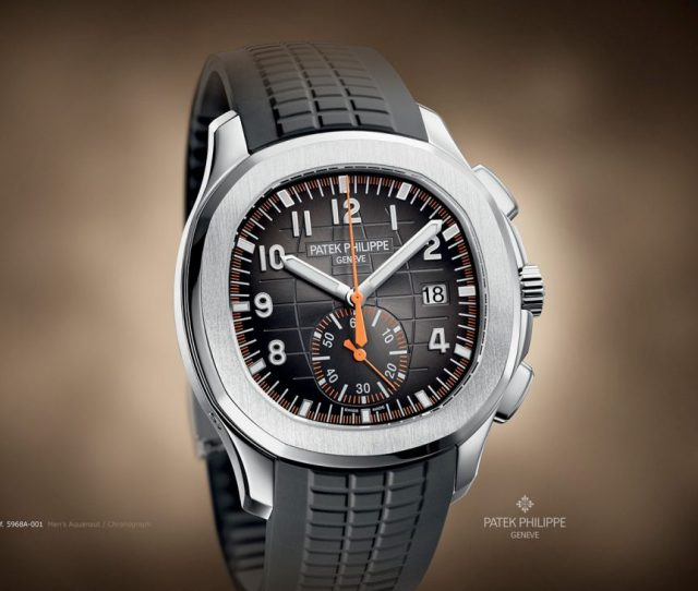 Patek Philippe Form Watches