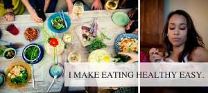 HAUS OF LOV, HEALTHY DINNER