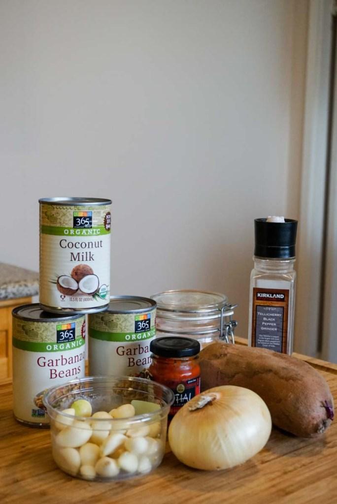 7 ingredient curry ingredients