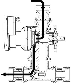 Festbrennstoffladeset LK 811 ThermoMat E Eco 1'' mit