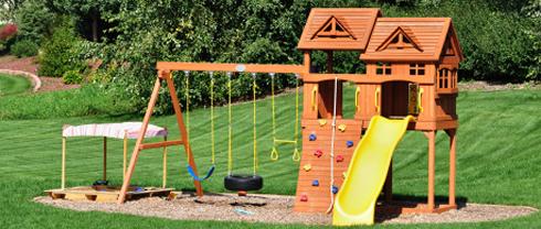 Schaukel Für Kinder Das Perfekte Garten Spielzeug